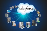 Push Data to Salesforce App Users With Hub/Spoke Model