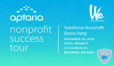Salesforce for Nonprofits: Tips and Success Stories from Our Demo